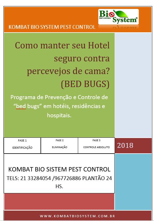 Percevejo AKA Bed Bug (Cimex Lectularius)