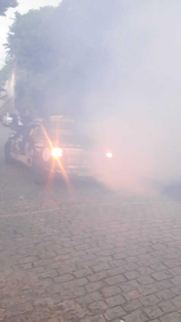 Fumacê Kombat Biosystem