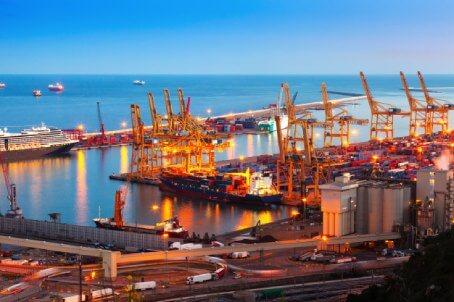 Contrato de dedetização para portos